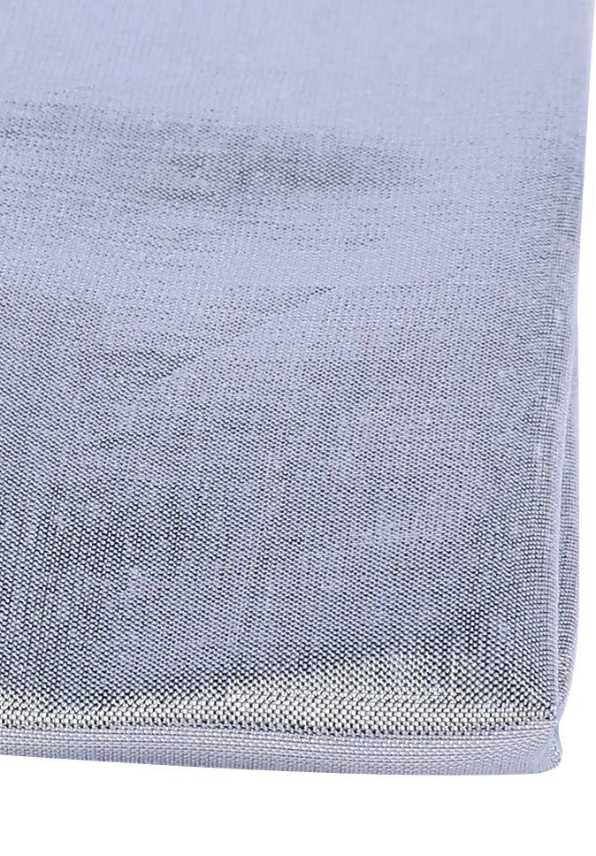 【纤丝纺】银葱布 厂家供应防水涂银 遮阳窗帘面料
