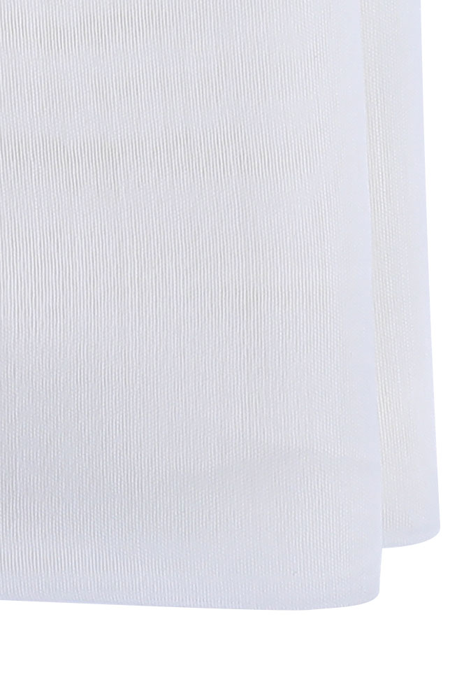 【纤丝纺】防火阻燃短纤窗纱面料生产厂家
