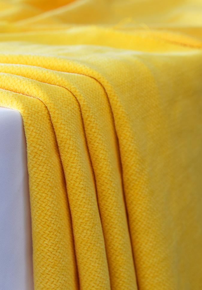 【纤丝纺】功能家纺面料厂家  纯色雪尼尔银线窗帘 布艺家居面料