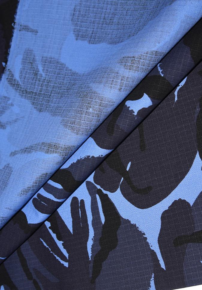 【纤丝纺】迷彩印花 帐篷布 防水箱包立体迷彩牛津布