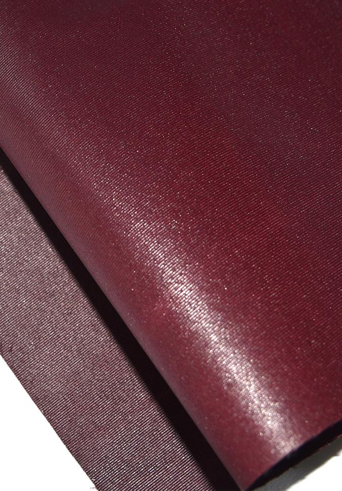 【纤丝纺】吴江盛泽工厂210D酒红牛津布涤纶布涂层防水帐篷天幕车衣箱包