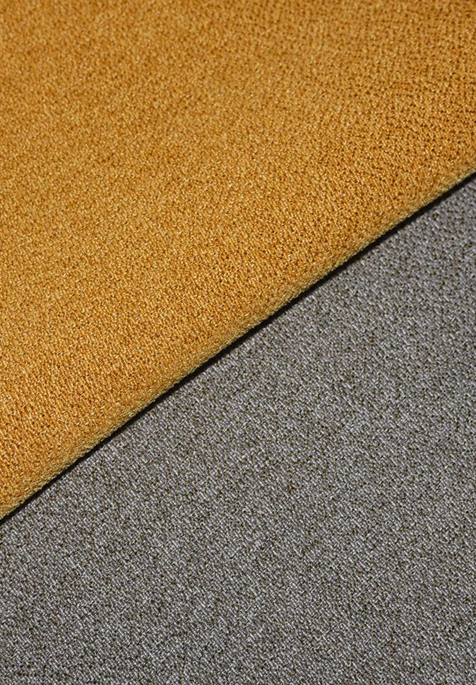 【纤丝纺】2021新品 柔软垂顺莫兰迪色系功能性阻燃雪尼尔窗帘布厂家