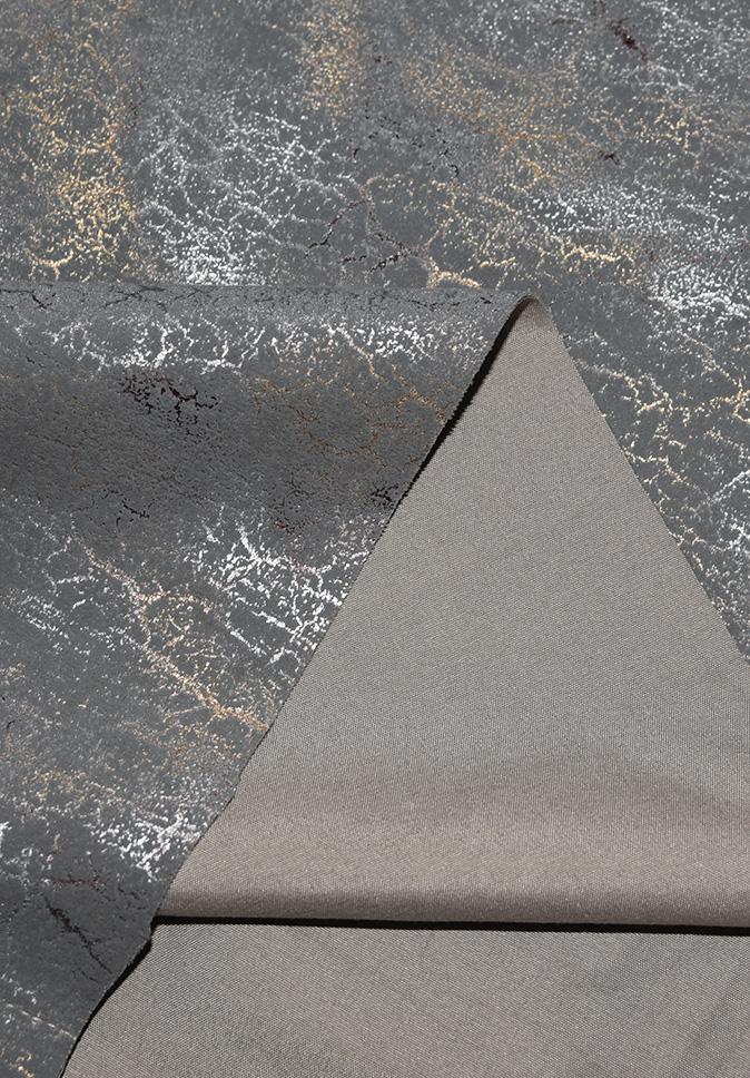 【纤丝纺】阻燃窗帘面料厂家 烫金绒布窗帘布批发 成品窗帘定制